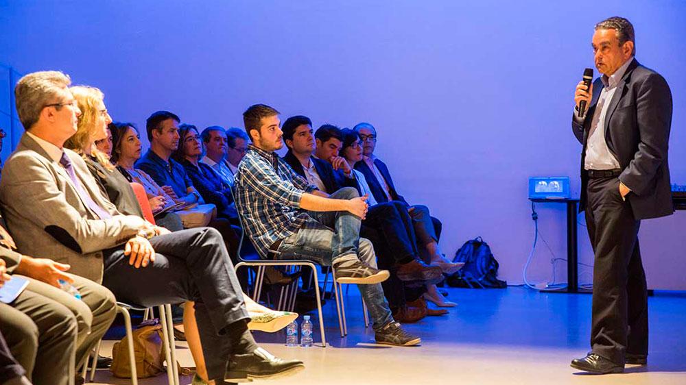 """Andrés Pedreño """"Suma es un ejemplo de eficiencia. Es un caso de éxito a nivel nacional"""""""