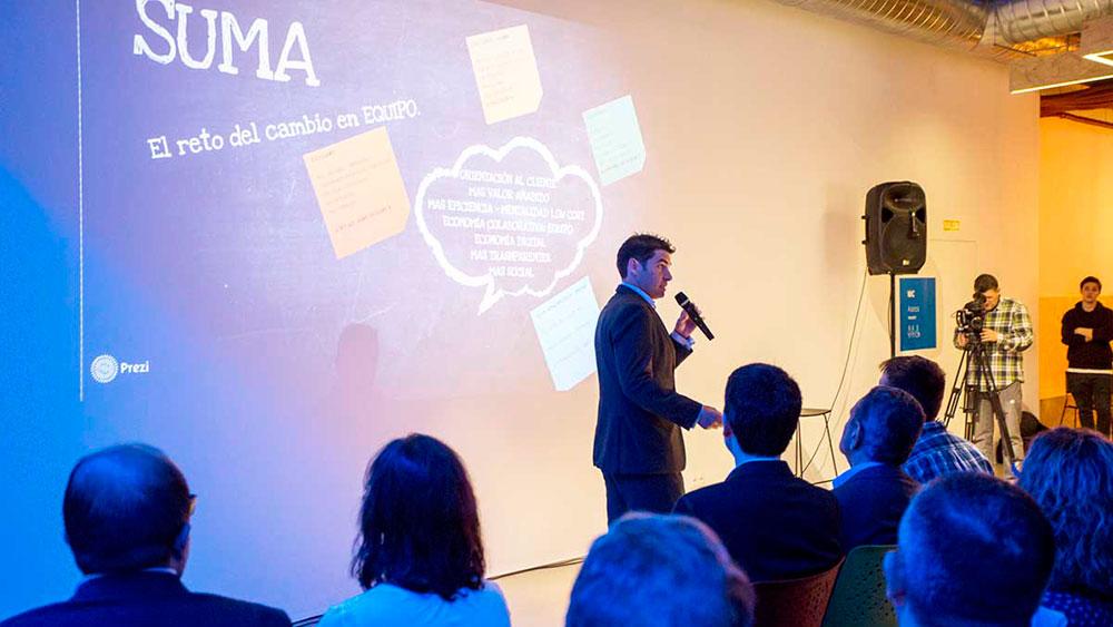 Manuel Bonilla defendió los valores de trabajar en equipo