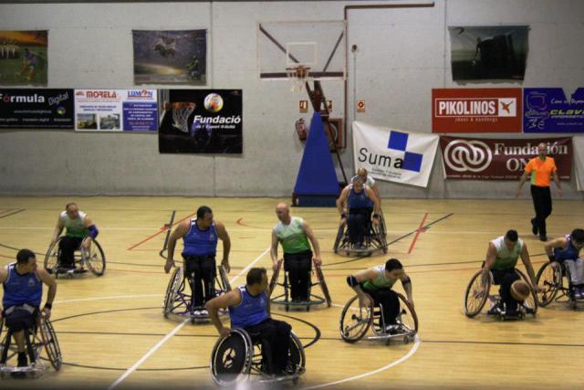 Suma, con el deporte minoritario y el deporte adaptado de la provincia