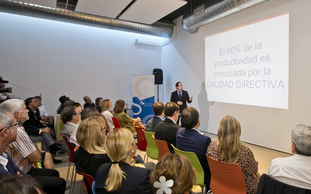 Juan Carlos Cubeiro: «Suma es un ejemplo por lo que hace y por cómo lo hace»