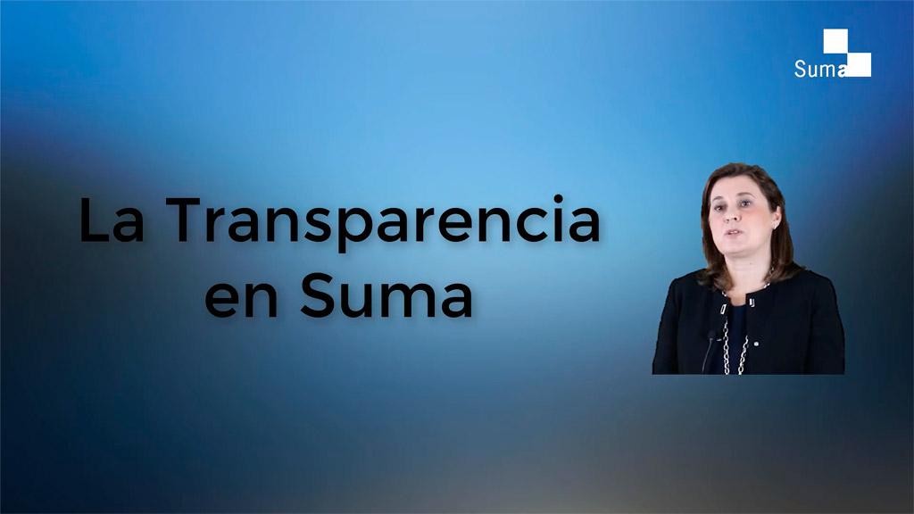 La Transparencia en Suma