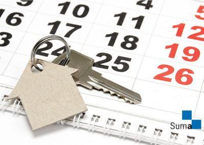 ¿Quién debe pagar el IBI en el año de venta de un inmueble?
