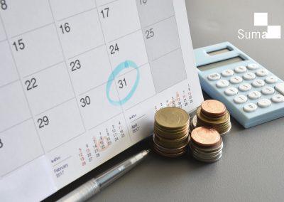 ¿Cuándo hay que pagar recargos en los recibos de los impuestos?