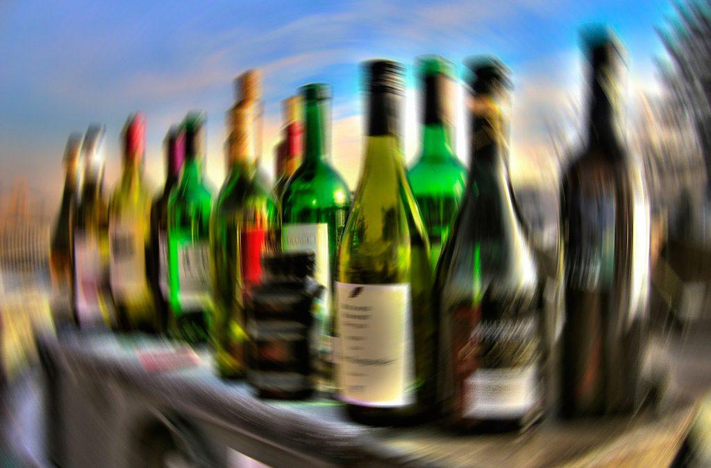 Sanciones por consumo de alcohol en la vía pública