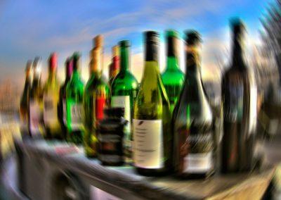 Sancions per consum d'alcohol en la via pública