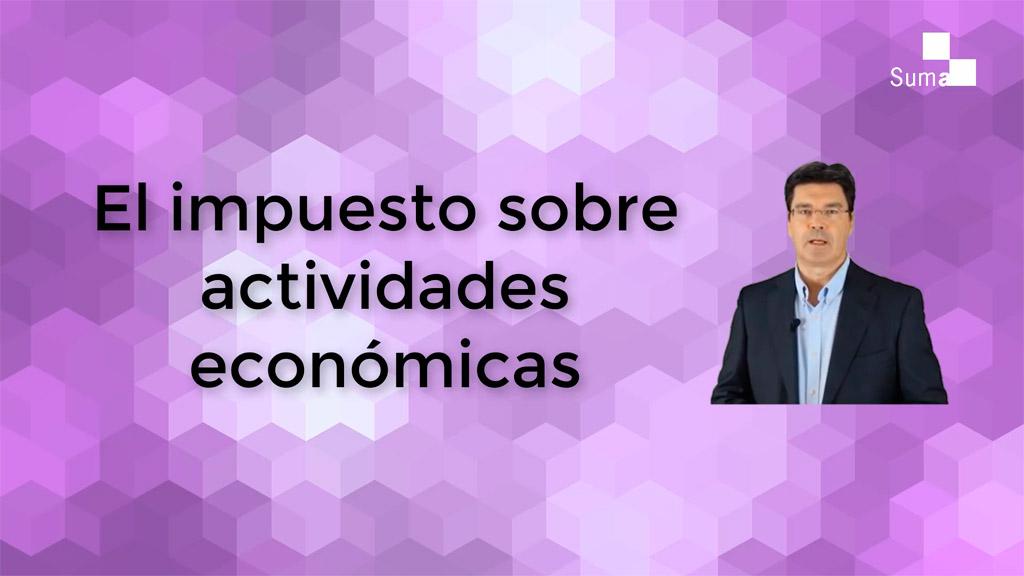 Cómo leer un recibo del impuesto de Actividades Económicas (IAE)