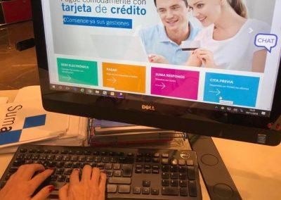 Nuevo servicio de cita previa online de Suma para todas las oficinas