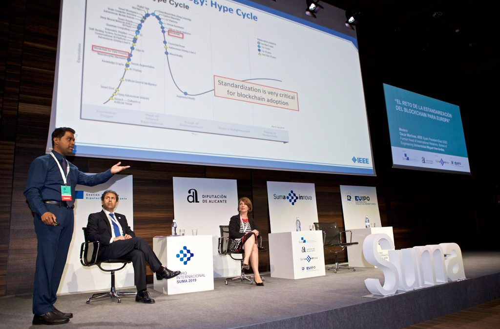 El IEEE concede a Suma el Premio a la Institución-Empresa de 2019 por su proceso de transformación digital
