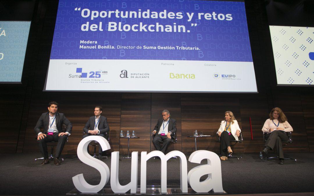 Experts internacionals analitzen els reptes del Blockchain en el Fòrum d'Innovació de Suma