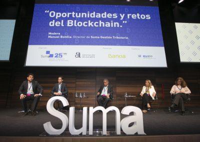 Expertos internacionales analizan los retos del Blockchain en el Foro de Innovación de Suma