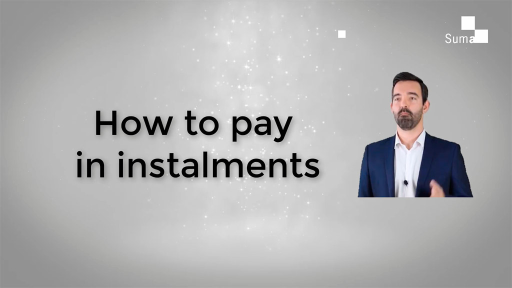 How to pay your Suma tax bill in instalments